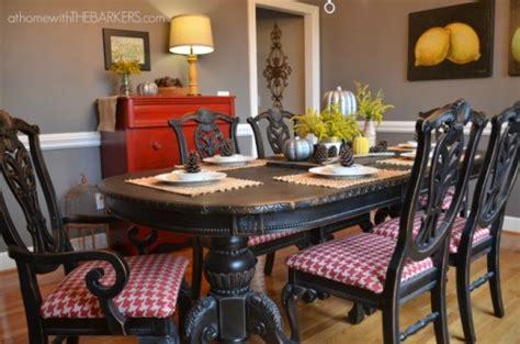 ways  redo  dining room table infarrantly creative