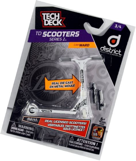 ebay tech deck scooter tech deck scooters series 2 ward district freestyle