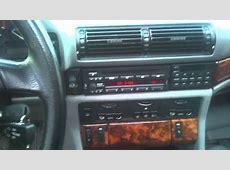 BMW E32 with CD43 GROMUSB YouTube
