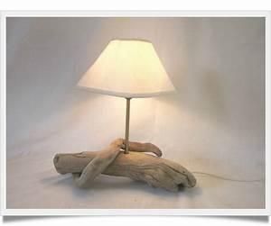 Lampe Chevet Bois Flotté : lampe chevet bois flotte ~ Melissatoandfro.com Idées de Décoration