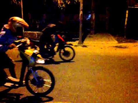 Bore Up Suzuki Smash 150cc by Suzuki Smash Vs Mio Bore Up 200cc