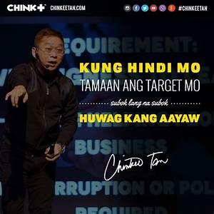 HOW TO OVERCOME DISCOURAGEMENT? | Chinkee Tan - Filipino ...