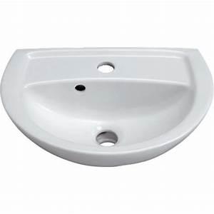 Lave Main Ceramique : lave mains en c ramique dimensions 45x32 cm sully ~ Edinachiropracticcenter.com Idées de Décoration