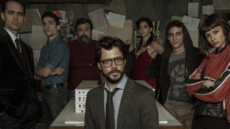 Atores De La Casa De Papel Estrelam Nova Série Na Netflix
