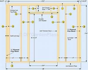 Basic Garage Framing