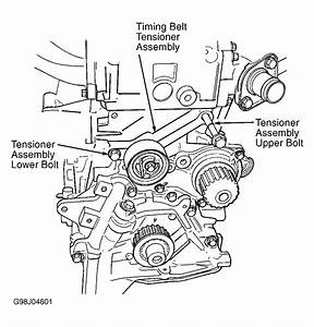 1998 Plymouth Voyager Serpentine Belt Routing And Timing Belt Diagrams