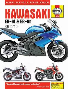 New Haynes Manual For Kawasaki Er