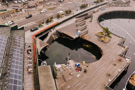 Seattle, contractors will be investigated in Pier 58 ...