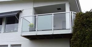 Balkongeländer Glas Anthrazit : aluminiumgel nder gel nderladen ~ Michelbontemps.com Haus und Dekorationen