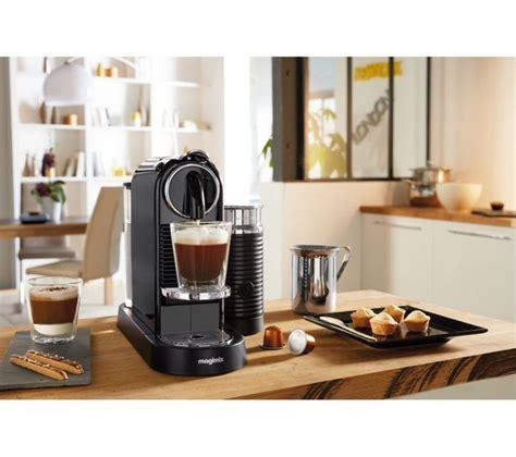 buy nespresso by magimix citiz milk coffee machine