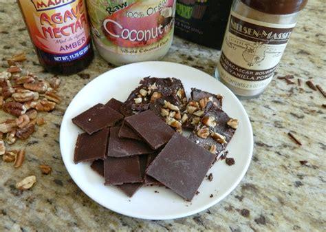 healthy dark chocolate mini bars pams daily dish