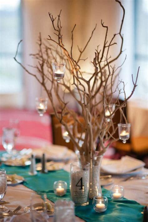 picture of inspiring winter wedding centerpieces