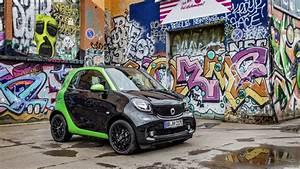 La Smart : les d tails sur la nouvelle smart fortwo lectrique 2018 ecolo auto ~ Gottalentnigeria.com Avis de Voitures