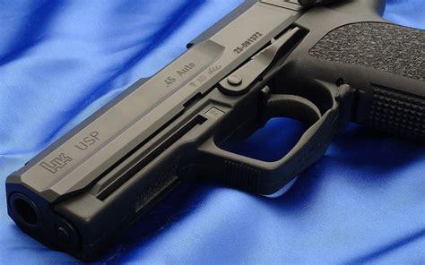 hk elite black gun weapons hd wallpapers hd wallpapers
