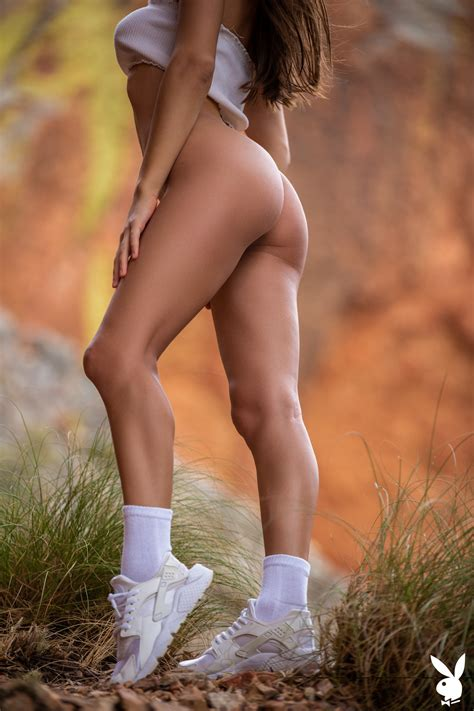 Gloria Sol Thefappening Nude In Canyon 28 Photos The