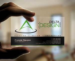Delta Design Studio Business Cards - TYPESTYLES.NET - San ...