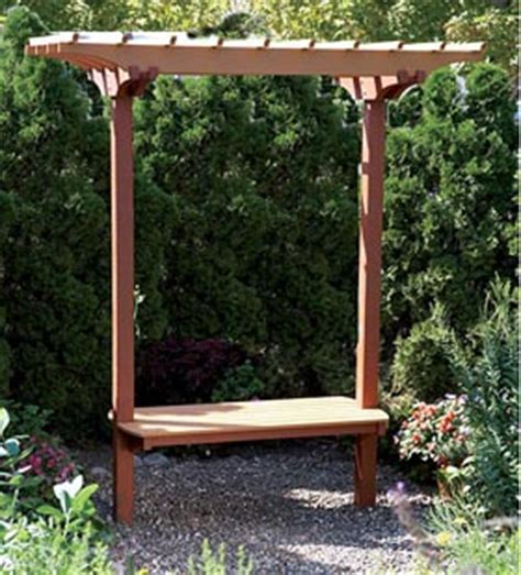 Garden Bench With Trellis by Product Code Dp 00542 Garden Bench Trellis Woodworking Plan