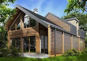 Maison Modulaire Bois : principes de la construcion modulaire bois ~ Melissatoandfro.com Idées de Décoration