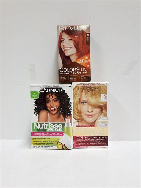 Names Of Hair Dyes by Name Brand Hair Dyes Multi Brands Outlet