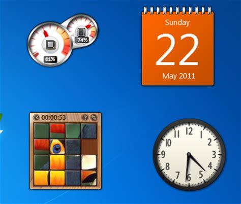 gadgets bureau windows 7 best gadgets for windows desktop reviews features