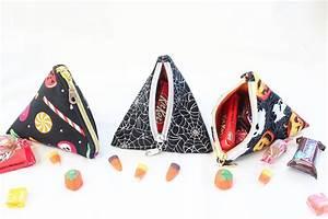 Designer Pencil Pouch Diy Halloween Treat Bags Tutorial My Handmade Space