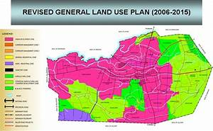 General Land Use Map