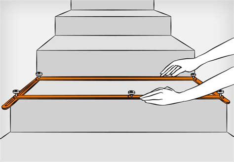 betontreppe verkleiden anleitung   schritten obi