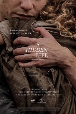 I went to help a friend find a location. A Hidden Life (2019 film) - Wikipedia