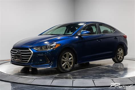 Join live car auctions & bid today! Used 2017 Hyundai Elantra SE For Sale ($8,993) | Perfect ...