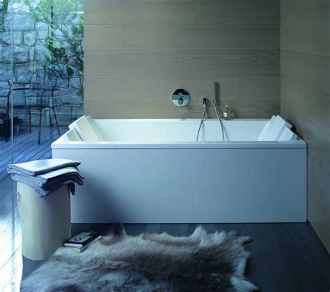 Duravit Starck Rectangular Bath 1800 X 900mm With Support