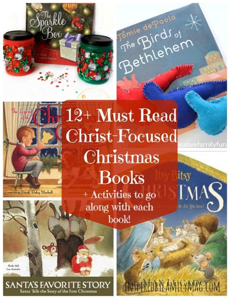 12 Must Read Christmas Books And Activities For Kids
