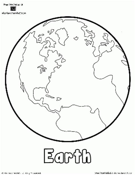 printable earth coloring pages aob