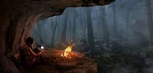 Campfire - Characters & Art - Tomb Raider