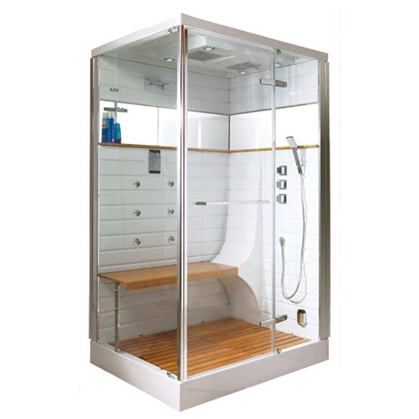cabine de hammam cabine de hammam osaka 130 x 100 cm castorama