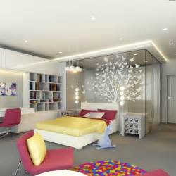 Kid Bedroom Ideas Rooms Climbing Walls And Contemporary Schemes