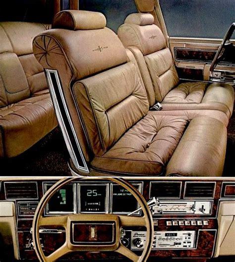 lincoln interior lincoln town car lincoln cars