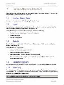 design document design document ms word template
