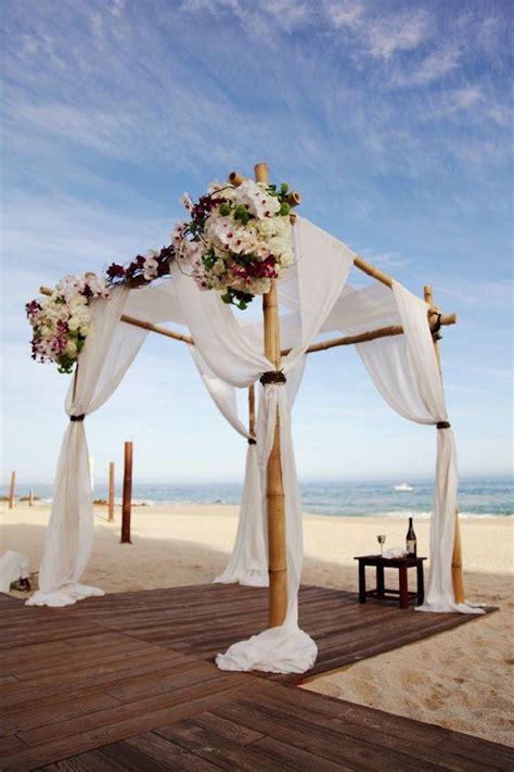 25 best ideas about beach wedding ceremonies on pinterest