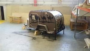 Fabriquer Mini Caravane : autoconstruction d 39 une mini caravane tout terrain page 8 casa trotter ~ Melissatoandfro.com Idées de Décoration