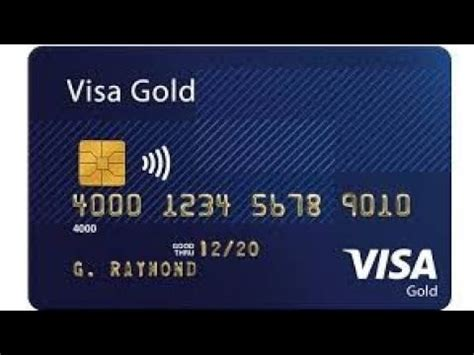 If your credit card processor isn't listed in the box, the merchant doesn't accept that type of credit card. Real Credit Card Generator With Money