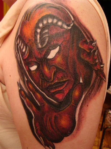 serbian devil tattoo picture