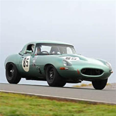 Jaguar E-type Semi Lightweight Race Car For Sale