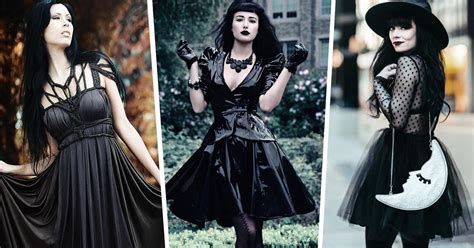 Gothic Glitz: How To Style A Gothic Outfit For Your