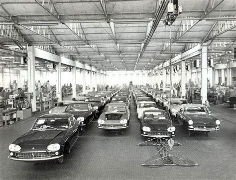 ferrari factory black and white ferrari factory evokes the spirit of enzo