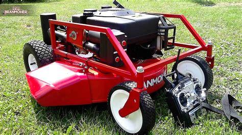 kosačica na daljinski rc lawn mower youtube