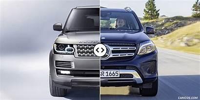Mercedes Benz Rover Range Gls Comparison