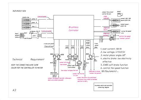 electric bicycle wiring diagrams camizu org