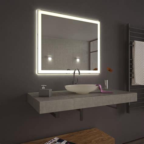 Spiegel Badezimmer Mit Beleuchtung by Badezimmerspiegel Mit Beleuchtung Velen Bad Und Sauna