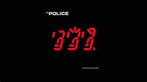 police ghost   machine synchronicity full