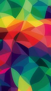 vk42 rainbow abstract colors pastel pattern wallpaper